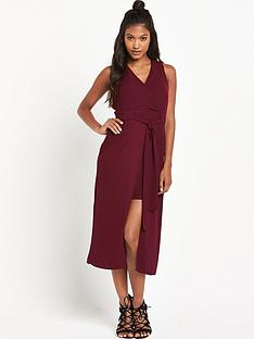 river-island-double-layer-dress