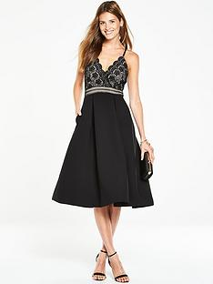 v-by-very-strappy-lace-top-prom-dress