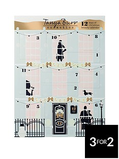 tanya-burr-12-days-of-christmas-beauty-advent-calendar