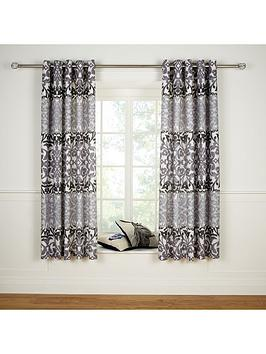 catherine-lansfield-ombre-damask-curtains