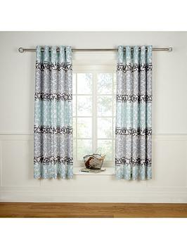 catherine-lansfield-ombre-damask-eyelet-curtains