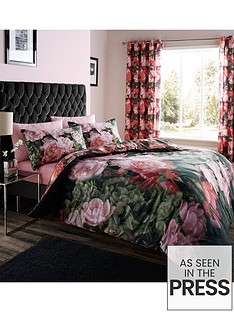 catherine-lansfield-dramatic-floral-duvet-set-multi