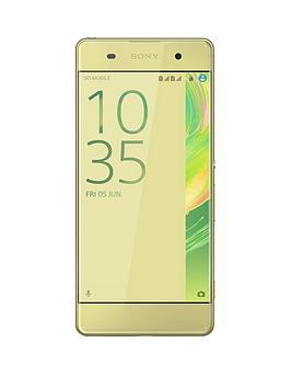sony-sony-xperia-xa-16gb-lime-gold