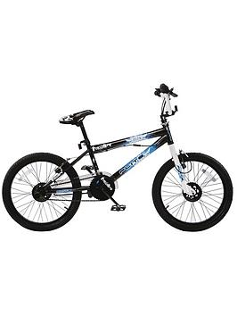 Flite Punisher 20 Inch Boys Freestyle Bmx Bike