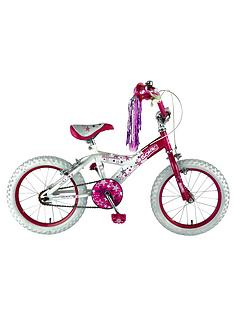 Sonic Glamour Girls Bike 16 inch Wheel
