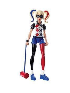 dc-super-hero-girls-dc-super-hero-girls-harley-quinn-6-inch-action-figure