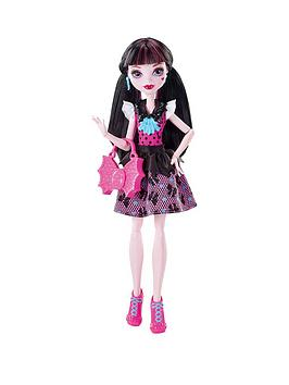 monster-high-first-day-of-schoolnbspdraculaura-doll