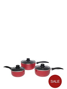 sabichi-3-piece-aluminium-pan-set-in-red