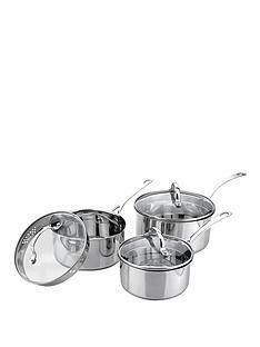 sabichi-aspire-3-piece-stainless-steel-pan-set
