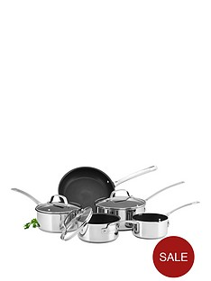 circulon-genesis-5-piece-stainless-steel-pan-set