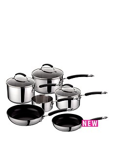 raymond-blanc-by-anolon-raymond-blanc-6-piece-stainless-steel-pan-set