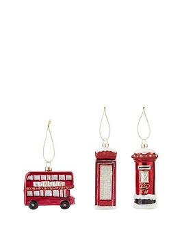 telephone-box-post-box-and-london-bus-hanging-christmas-decorations-set-of-3