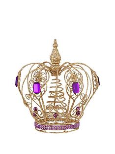 gold-and-purple-crown-tree-topper