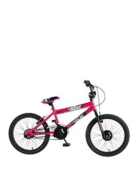 Flite Panic 20 Inch Girls Bmx Bike