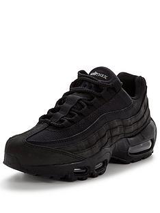 whlav Black | Nike Air Max 95 | Nike | Trainers | Women | www.very.co.uk