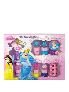 disney-princess-fit-for-royalty-nail-fan-set