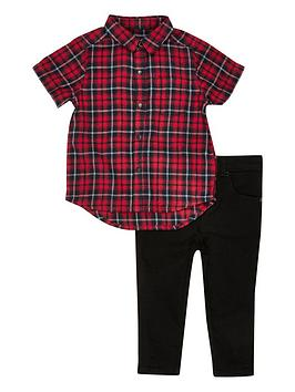 river-island-mini-boys-red-checked-shirt-jeans-outfit