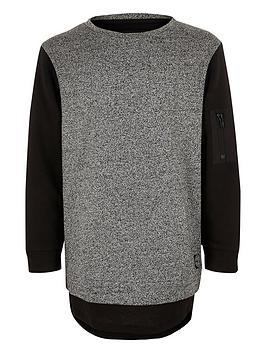 river-island-boys-grey-double-layer-sweatshirt