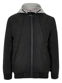 river-island-boys-navy-hooded-bomber-jacket
