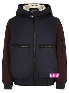 river-island-boys-navy-borg-lined-bomber-jacket