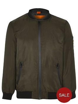 river-island-boys-khaki-bomber-jacket