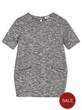 river-island-mini-girls-grey-cocoon-dress