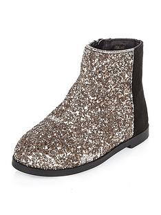 river-island-mini-girls-silver-glitter-boots