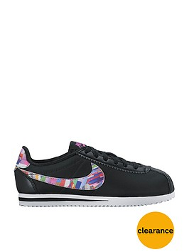 nike-cortez-nylon-print-children