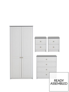 alderley-4-piece-ready-assembled-package-2-door-wardrobe-4-drawer-chest-and-2-bedside-cabinets
