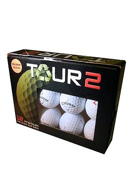 longridge-tour-2-callaway-mixed-lake-balls-12-pack