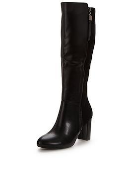 wallis-wallis-hammy-block-heel-stretch-knee-boot
