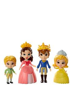 sofia-the-first-3inch-family-pack