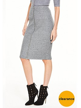 v-by-very-zipped-knitted-midi-skirt