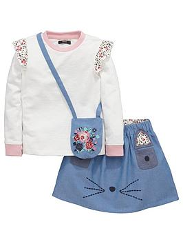mini-v-by-very-girls-long-sleeve-t-shirt-mouse-applique-skirt-and-bagheadband-set