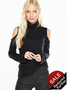 v-by-very-roll-neck-jumper-with-cold-shoulder-details-and-bell-sleeves