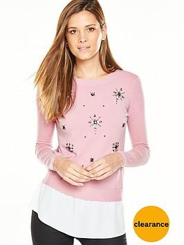 v-by-very-embellished-2-in-1-jumper