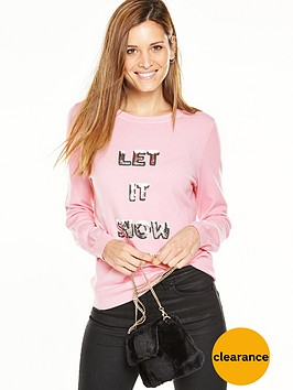 v-by-very-let-it-snow-embellished-christmas-jumpernbsp