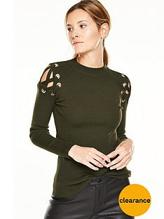 v-by-very-ribbed-jumper-with-cut-out-eyelet-detailing