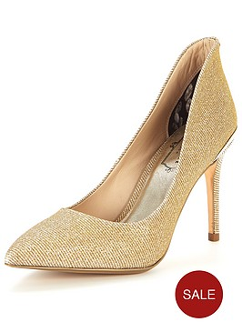 ted-baker-saivy-high-back-court-shoe-gold