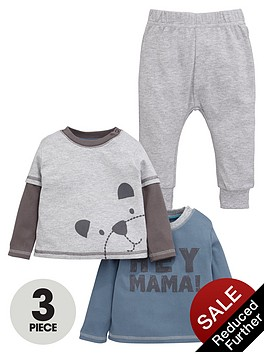 ladybird-baby-boys-printed-t-shirts-and-skinny-joggers-set