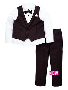 mini-v-by-very-boys-tuxedo-style-shirt-waistcoat-trousers-and-bow-tie-set-4-piece