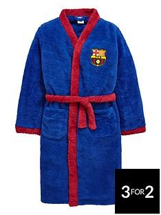barcelona-fc-boys-football-robe