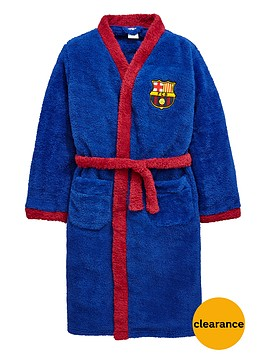 barcelona-fc-boys-football-robe