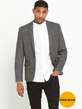 river-island-skinny-fit-check-blazer