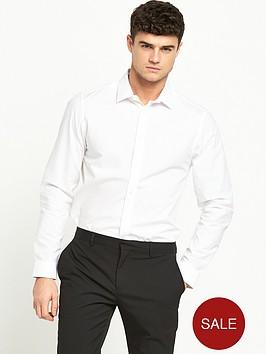 river-island-poplin-smart-slim-shirt