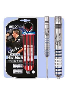 unicorn-gary-anderson-silver-star-darts-set-80-tungsten