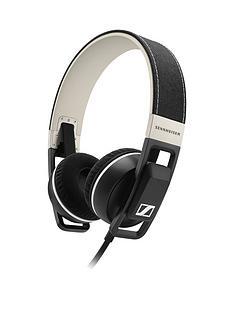 sennheiser-urbanitenbspiosnbspcompatible-on-ear-headphonesnbsp--black