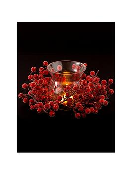 red-berry-glass-christmas-candle-holder