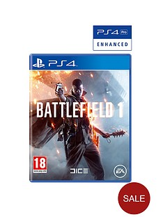 playstation-4-battlefield-1-standard-edition
