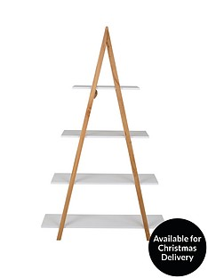triangle-4-shelf-ladder-display